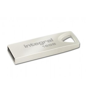Integral ARC memorii flash USB 16 Giga Bites USB Tip-A 2 Argint