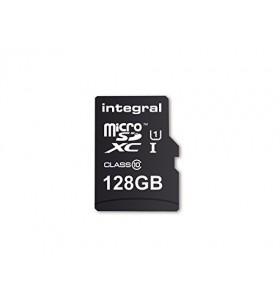 Integral INMSDX128G10-SPTOTGR memorii flash 128 Giga Bites MicroSDXC Clasa 10 UHS-I