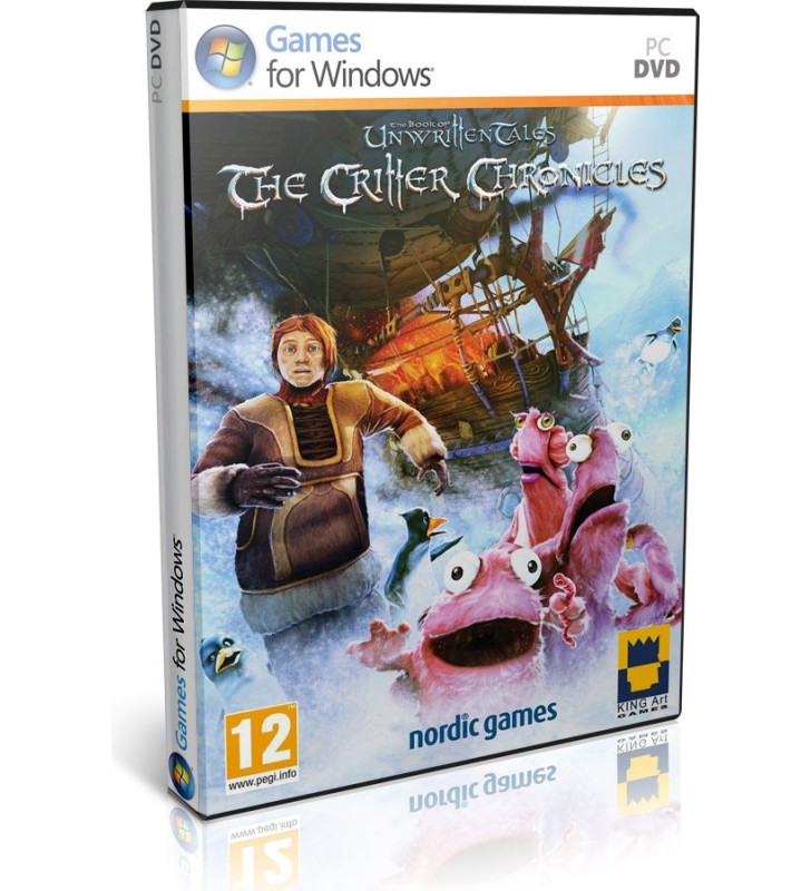 THE BOOK OF UNWRITTEN TALES THE CRITTER CHRONICLES PC