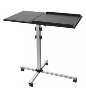 Techly ICA-TB TPM-2 suport notebook Stand notebook Negru