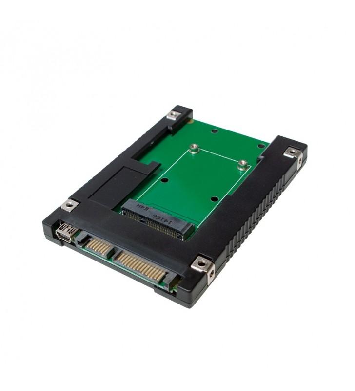 "ADAPTOR LOGILINK pt. SSD, mS-ATA la 2.5"" S-ATA, ""UA0223"""