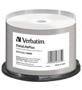 Verbatim DataLifePlus CD-R 700 Mega bites 50 buc.