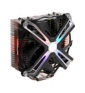 Zalman CNPS17X sisteme de răcire pentru calculatoare Procesor Ventilator 14 cm Negru, Gri