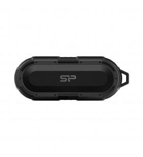 Silicon Power BS70 10 W Boxă portabilă stereo Negru
