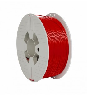 Verbatim 55320 materiale pentru imprimare 3D Acid polilactic (PLA) Roşu 1 kilograme