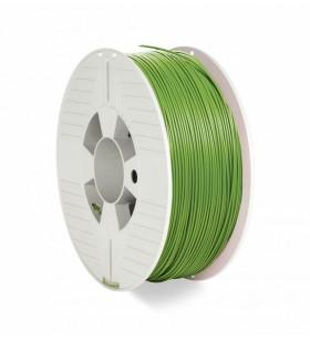 Verbatim 55324 materiale pentru imprimare 3D Acid polilactic (PLA) Verde 1 kilograme