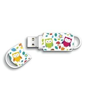 Integral XPRESSION memorii flash USB 16 Giga Bites USB Tip-A 2 Multicolor
