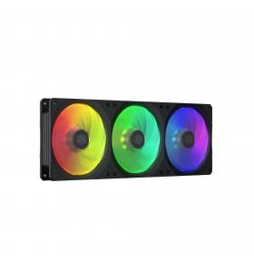 Cooler Master MasterFan SF360R ARGB Carcasă calculator Ventilator 12 cm Negru