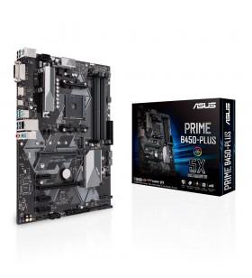ASUS PRIME B450-PLUS plăci de bază Mufă AM4 ATX AMD B450