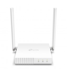 TP-LINK TL-WR844N router wireless Bandă unică (2.4 GHz) Fast Ethernet Alb