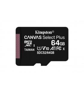 Kingston Technology Canvas Select Plus memorii flash 64 Giga Bites SDXC Clasa 10 UHS-I