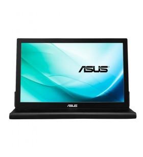"ASUS MB169B+ monitoare LCD 39,6 cm (15.6"") 1920 x 1080 Pixel Full HD LED Negru, Argint"