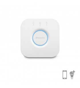 Philips Hue 929001180601 Bec inteligent Alb