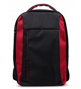 "Acer NP.BAG11.00V genți pentru notebook-uri 39,6 cm (15.6"") Rucsac Negru, Roşu"