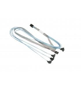 Supermicro CBL-SAST-0823 cabluri SAS 0,75 m
