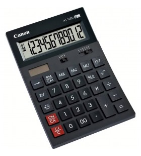 Calculator de birou CANON  AS-1200 BE4599B001AA CANON   (include timbru verde 0.01 Lei)