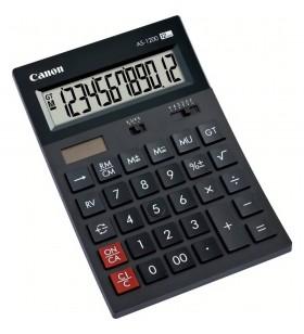 Calculator de birou CANON  AS-1200 BE4599B001AA CANON   (include timbru verde 0.01 Lei)