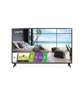 "LG LT340C 124,5 cm (49"") LED Full HD Panou informare digital de perete Negru"