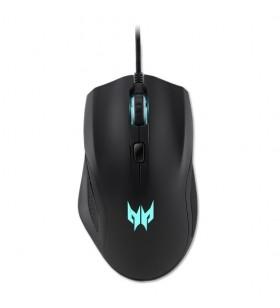 Acer Predator Cestus 320 mouse-uri USB 6500 DPI Mâna dreaptă
