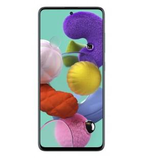 "Samsung Galaxy A51 SM-A515F 16,5 cm (6.5"") 4 Giga Bites 128 Giga Bites Dual SIM 4G USB tip-C Albastru 4000 mAh"