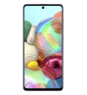 "Samsung Galaxy A71 SM-A715F 17 cm (6.7"") 128 Giga Bites Dual SIM 4G USB tip-C Argint 4500 mAh"