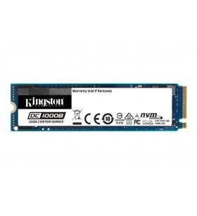 Kingston Technology DC1000B M.2 240 Giga Bites PCI Express 3.0 3D TLC NAND NVMe