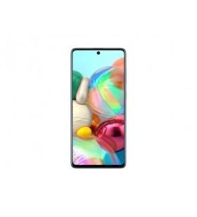 "Samsung Galaxy A71 SM-A715F 17 cm (6.7"") 6 Giga Bites 128 Giga Bites Dual SIM 4G USB tip-C Albastru Android 9.0 4500 mAh"
