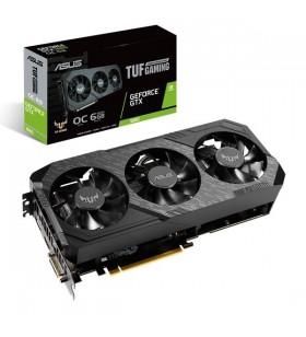 ASUS TUF Gaming TUF3-GTX1660-O6G-GAMING NVIDIA GeForce GTX 1660 6 Giga Bites GDDR5