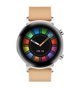 "Huawei Watch GT 2 ceasuri inteligente Negru, Metalic AMOLED 3,05 cm (1.2"") GPS"
