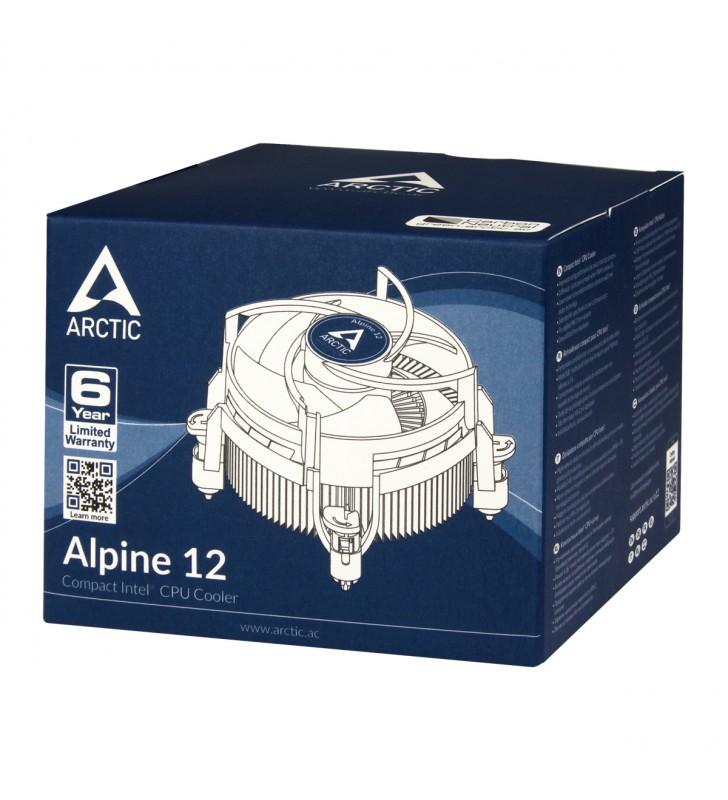 "COOLER ARCTIC CPU Intel, ""Alpine 12"", soc 115x, Al, 95W ""ACALP00027A"""