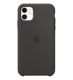 IPHONE 11 SILICONE CASE/BLACK