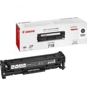 Canon CRG-718 Bk Original Negru 1 buc.