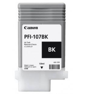 Canon PFI-107BK Original Negru 1 buc.