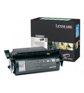 Lexmark 12A6865 cartuș toner Original Negru 1 buc.