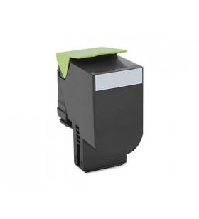 Lexmark 80C0X10 cartuș toner Original Negru 1 buc.