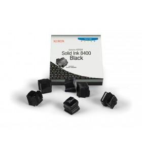 Xerox 108R00608 stickuri de cerneală 6 buc. Negru 6800 pagini