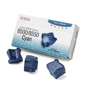 Xerox 108R00669 stickuri de cerneală 3 buc. Cyan 3000 pagini