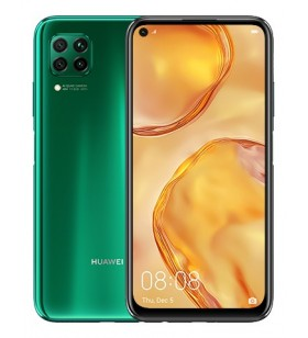 "Huawei P40 lite 16,3 cm (6.4"") 6 Giga Bites 128 Giga Bites Dual SIM 4G USB tip-C Verde Android 10.0 4200 mAh"