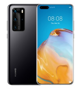 "Huawei P40 Pro 16,7 cm (6.58"") 8 Giga Bites 256 Giga Bites 5G USB tip-C Negru Android 10.0 4200 mAh"