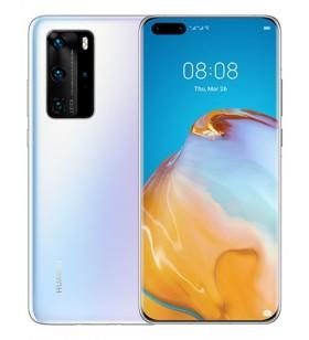 """Huawei P40 Pro 16,7 cm (6.58"""") 8 Giga Bites 256 Giga Bites 5G USB tip-C Alb Android 10.0 4200 mAh"""