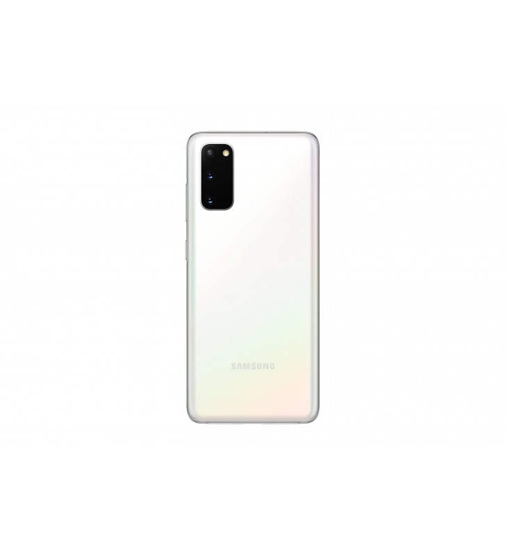 "Samsung Galaxy SM-G981B DS 15,8 cm (6.2"") 12 Giga Bites 128 Giga Bites Dual SIM 5G USB tip-C Alb Android 10.0 4000 mAh"