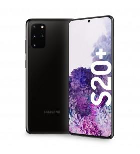 "Samsung Galaxy S20+ 5G 17 cm (6.7"") 12 Giga Bites 128 Giga Bites Dual SIM USB tip-C Negru Android 10.0 4500 mAh"