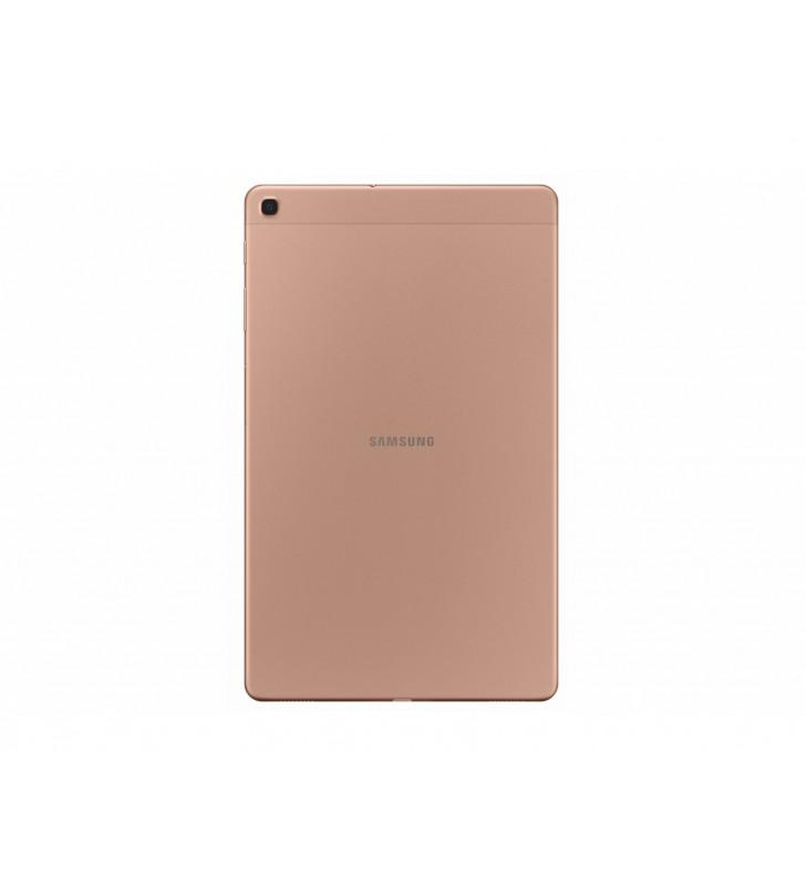 """Samsung Galaxy Tab A (2019) SM-T515N 25,6 cm (10.1"""") 2 Giga Bites 32 Giga Bites Wi-Fi 5 (802.11ac) 4G LTE De aur"""