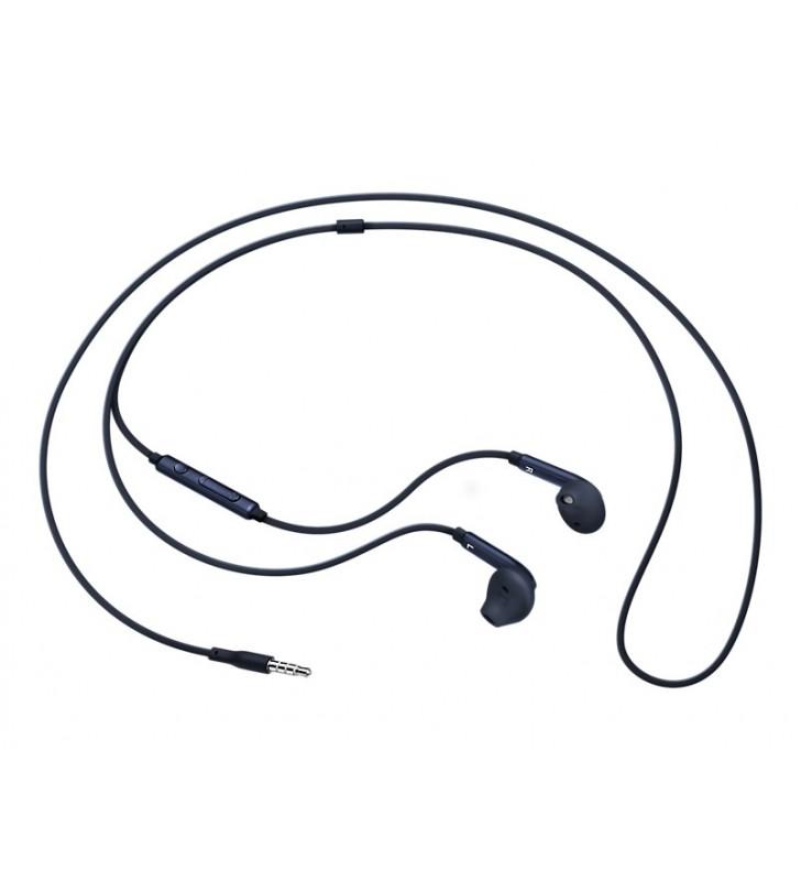 Samsung EO-EG920B Căști În ureche Negru, Albastru