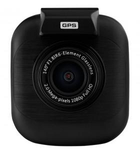 Prestigio RoadRunner 415GPS, 2.0'' LCD (960x240) display, FHD 1920x1080@30fps, HD 1280x720@30fps, GP5168 processor, 2 MP CMOS