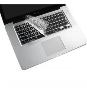 Moshi ClearGuard for MacBook (EU layout) - Transparent