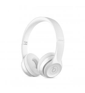 Beats Solo3 Wireless On-Ear Headphones - Gloss White