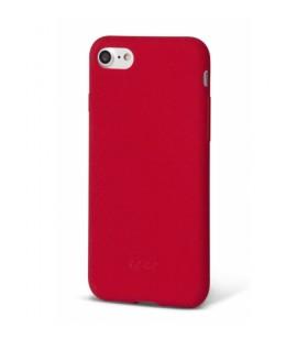Husa protectie silicon iPhone 7/8 - Rosu