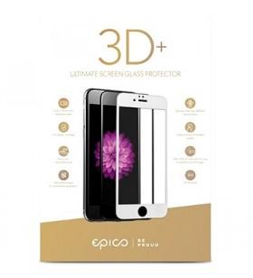 Folie de protectie din sticla flexibila Epico 3D+ pentru iPhone 6/7/8 Plus