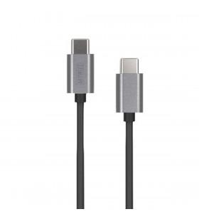 Cablu Artwizz USB-C la USB-C tată (1m) - Titan